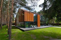 House among the pine