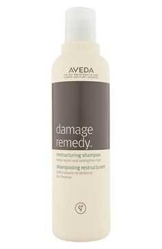 Aveda 'damage remedy™' Restructuring Shampoo available at #Nordstrom