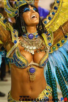 Photo carnaval de Rio egypte