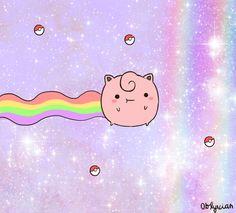 Nyan Jigglypuff...for Katie