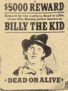I'll sing you a true song of Billy the Kid,  And tell of the desperate deeds that he did,  Out here in the West, boys, in New Mexico,  When a man's best friend was his old Forty-four.    When Billy the Kid was a very young lad,  In old Silver City, he went to be bad;  At twelve years of age the Kid killed his first man,  Then blazed a wide trail with a gun in each hand.