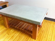 Handmade Industrial Coffee table with by KennedyWoodworking, $175.00