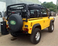 1984 - newer Land Rover Defender and 90 series window & overhead set