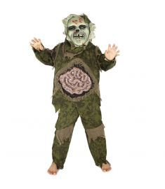 cos Adult Halloween Dress Up Halloween Costume Horror Swamp Zombie Garment Zombie Clothing Death Ghost Gloves YTCR0335