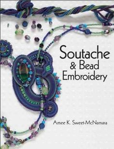 Amee K. Sweet-McNamara introduces readers to an old material in a new way, where they can practice new embroidery skills, and create gorgeous, unique pieces of jewelry. Amees secret ingredient is sout