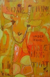 artist Jennifer Mercede - The French Tangerine: ~ a tuesday treat Giraffe Tongue, Giraffe Painting, Colorful Drawings, Fantastic Art, Stand Tall, Whimsical Art, Mixed Media Art, Design Art, Graffiti