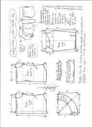 Картинки по запросу molde de bata feminina