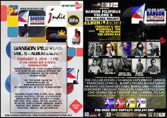 "« ""HIP-HOP WITH HEART: Bangon Pilipinas Vol.5 – The Yolanda Project Album Launch 2.5.14 THE CROWD »"