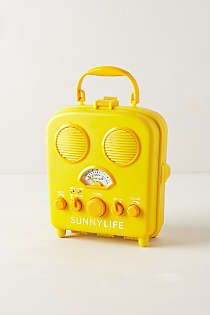 Anthropologie - Swansea Beach Radio