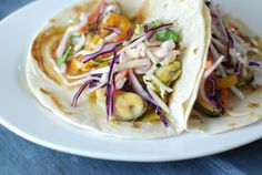 Mussel Tacos - The Food in my Beard