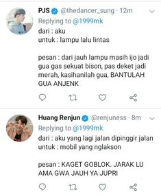 We be screaming Go! Go blok! Quotes Lucu, Jokes Quotes, Funny Quotes, Funny Memes, Motivational Quotes, Funny Tweets Twitter, Cartoon Jokes, Quotes Indonesia, Good Night Quotes