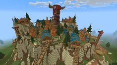 Minecraft Azeroth