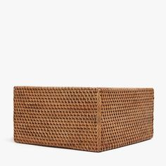 Image 6 of the product Rattan square bread basket