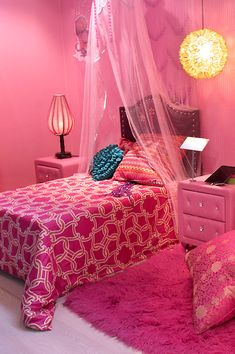 Room, Zahramay! Shimmer and Shine Bedroom Inspiration