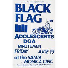 Black Flag 1981