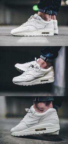 0efd1e3e1d1  Nike  Air  Max 1  Pinnacle  Sail Gray Nike Shoes