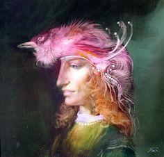 Szász Endre festmény