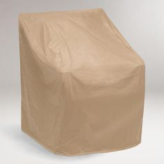 One of my favorite discoveries at WorldMarket.com: Outdoor Oversized Occasional Chair Cover