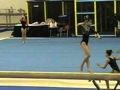 aau level 3 state gymnastics meet little rock