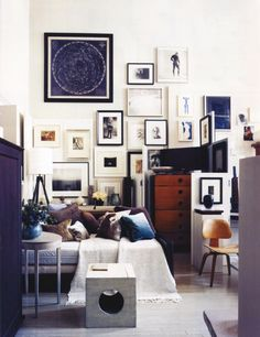 I had a room in #Africa. We love these clean designs for what is actually a smallish space. See @ http://pinterest.com/vickisleet/ and @ http://pinterest.com/tracylioncachet/ for more inspired SA and other design and lifestyle ideas.