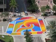 Cecilia Lueza - CONNECTING THE BLOCKS, Fort Lauderdale, May - November 2014