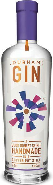 NORTH CAROLINA // Durham Gin from Durham Distillery #handmadeNC #GottoBeNC