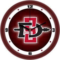 Mens San Diego State Aztecs - Dimension Wall Clock