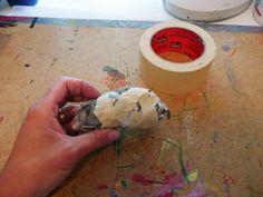 Paper Mache birds | that artist woman: Paper Mache Birds