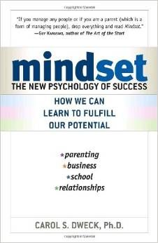 A world-renowned Stanford psychologist Carol Dweck has discovered a truly groundbreaking idea–the power of our mindset. Add this book to your summer reading list!