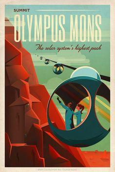 Adventure awaits! Explore Mars' ultimate vacation destinations