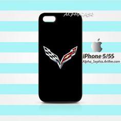 Chevrolet Corvette iPhone 5 5s Case Cover Hardshell