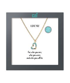 Sideways Heart Necklace by Cool and Interesting Valentine Day Gifts, Best Gifts, Greeting Cards, Love You, Cool Stuff, Heart, Jewelry, Te Amo, Jewlery