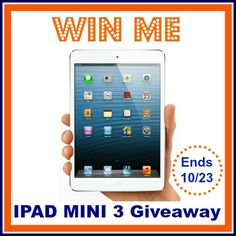 Win an IPAD MINI 3