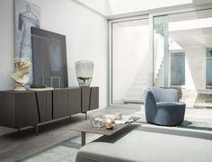 I mobili contenitori: tutto in ordine con la madia moderna