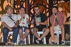 Vocalists performing at the workshop. #alarverdi #rwmf Rainforest World Music Festival