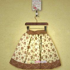 Fai da te: come fare una gonna a ruota per l'estate Hobby, Tulle, Two Piece Skirt Set, Skirts, Dresses, Fashion, Vestidos, Moda, Skirt