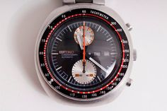 Seiko 6138-0011 Automatic Chronograph UFO-Working Rare by NeedfxGR