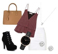 """""""💄"""" by mxvdx on Polyvore featuring mode, Topshop, Prada, Apiece Apart en Links of London"""