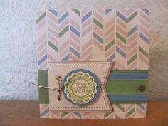 Stampin' Up! May Paper Pumpkin kit alternative by Heather Westlake