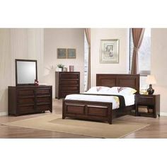 Ervine Platform Configurable Bedroom Set Bedroom Panel Bedroom Set Bedroom Furniture Sets