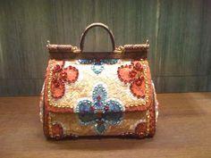 Dolce e Gabbana #bag #woman #FallWinter #collection