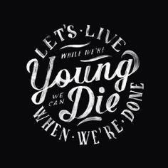 Johnnyswim; my favorite quote.