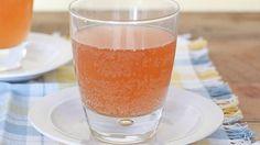peach punch  - 1 can (46 oz)  peach nectar, 1 bottle ginger ale, 1 bottle lemon lime soda