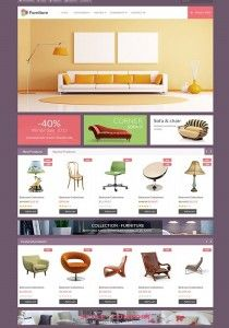 Free Download Leo Furniture Prestashop theme