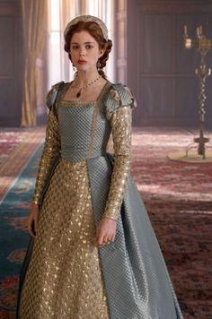 Catching Up With The Spanish Princess: Season 2 – Renaissance Mode, Renaissance Fashion, Spanish Costume, Beautiful Dresses, Nice Dresses, Tudor Dress, Medieval Princess, Tudor Fashion, The White Princess