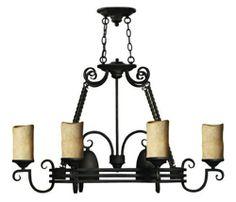 Hinkley Lighting Chandelier Casa 4016OL
