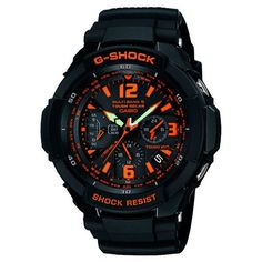 G-SHOCK GRAVITY DEFIER Series GW-3000B-1AER