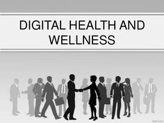 Digital health and Well being has taken away individuals from interacting with other people face to face. Every thing is done online with these computers in from or us. interactions between consumers and businesses has been reduced.
