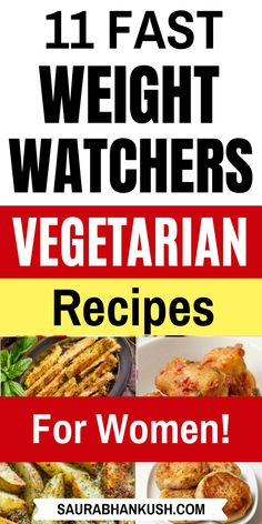 Easy Weight Watchers Vegetarian Recipes with SmartPoints? Look at 12 Weight watchers vegetarian Freestyle Meals having weight watchers vegetarian Dinner, Lunch & Breakfast. These Simple weight watcher Weight Watcher Desserts, Weight Watchers Snacks, Weight Watcher Dinners, Petit Déjeuner Weight Watcher, Weight Watchers Vegetarian, Plats Weight Watchers, Weight Watchers Breakfast, Best Healthy Diet, Best Diet Foods