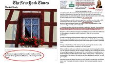 """""""Market Ready: Improving the View Through Security Bars - Agent Chandra Cadogan of @mironproperties is featured in The New York Times... http://www.nytimes.com/2013/04/04/garden/market-ready-improving-the-view-through-security-bars.html?smid=pl-share"""